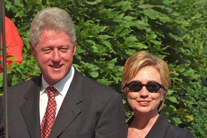 ФБР обнародовало документы о расследовании дела Билла Клинтона
