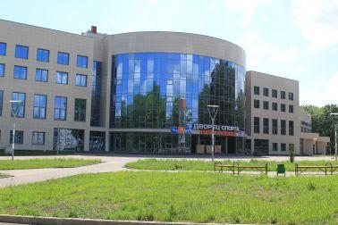 В Смоленске у дворца спорта «Юбилейный» — новый директор