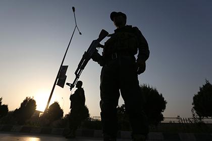Талибы убили 13 афганских полицейских