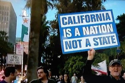 В Калифорнии начали подготовку к референдуму о независимости