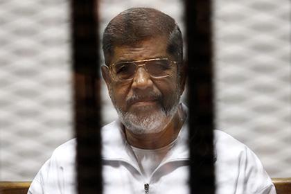 Египетский суд отменил пожизненное заключение для Мурси
