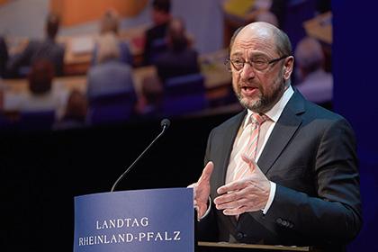 Шульц объявил об уходе из Европарламента ради участия в немецких выборах
