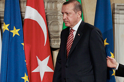 Европарламент заморозил переговоры с Турцией по членству в ЕС