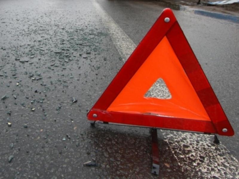 В Смоленске на Витебском шоссе в ДТП пострадал подросток
