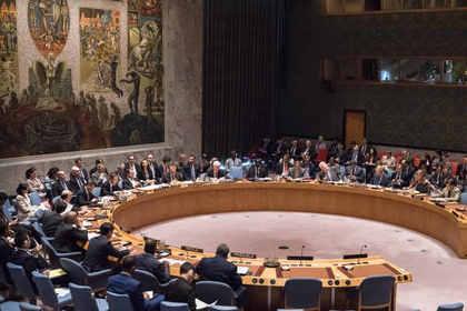 В Совбезе ООН Россия распространила «Белую книгу» по Сирии