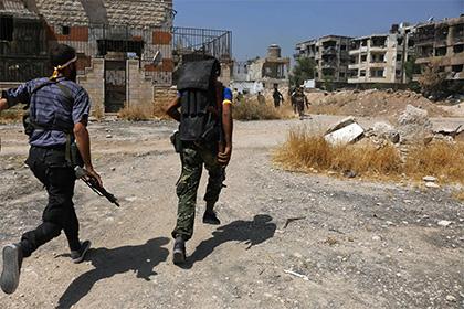 Сирия обвинила Катар в поддержке терроризма