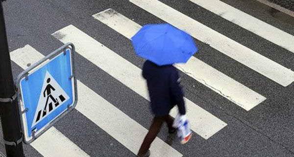 За неделю смоленские водители и пешеходы нарушили правила 1565 раз