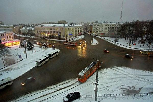 Смоленский блогер предложил свой план реконструкции площади Победы