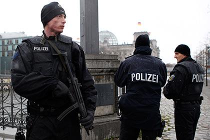 В Берлине арестовали сирийца по подозрению в терроризме