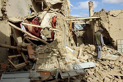 Россия потребовала наказать виновных в ударе по мирным жителям в Афганистане