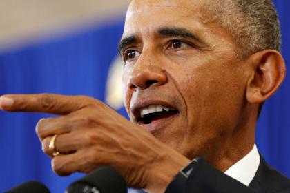 СМИ узнали о намерении Обамы уволить директора ФБР