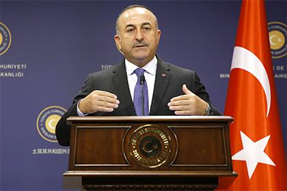 Анкара вновь обвинила Берлин в поддержке терроризма