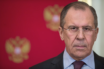 Лавров заявил о наличии в ЕС письменных инструкций о России