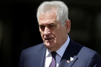 Сербия пообещала не вступать в НАТО
