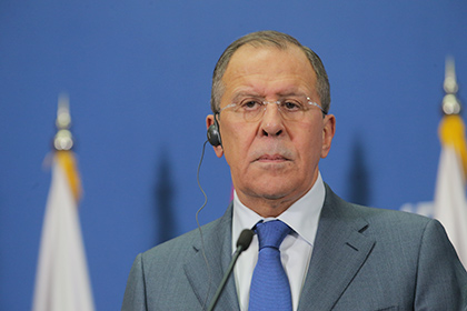 Лавров отреагировал на заявление Хорватии о российской угрозе Балканам