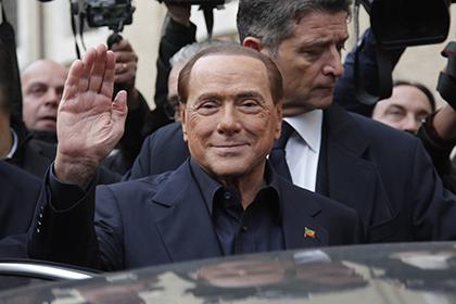 Прокуратура Италии потребовала возобновить расследование против Берлускони