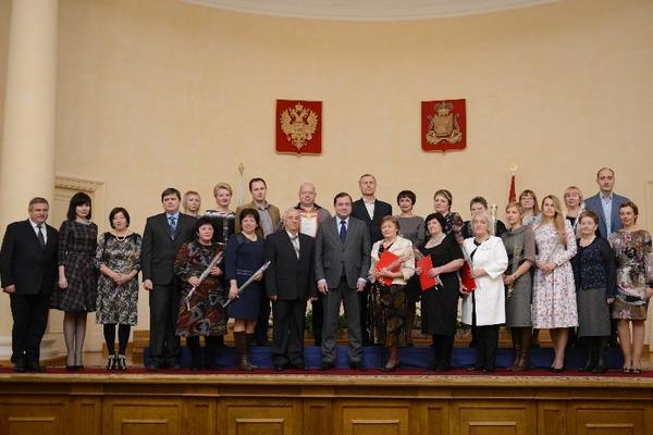 В Смоленске наградили лучших медработников