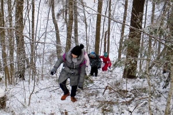 «Смоленское Поозерье» набирает участников зимней экспедиции