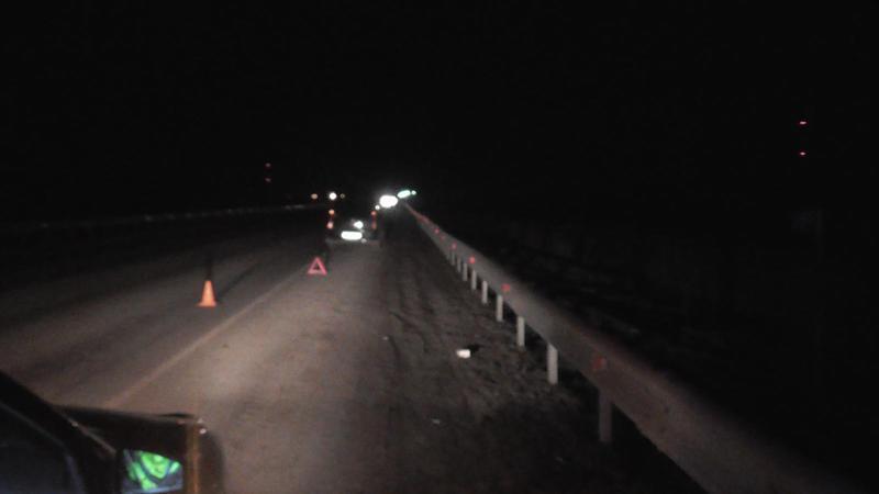 В Смоленской области водитель легковушки насмерть сбил пешехода