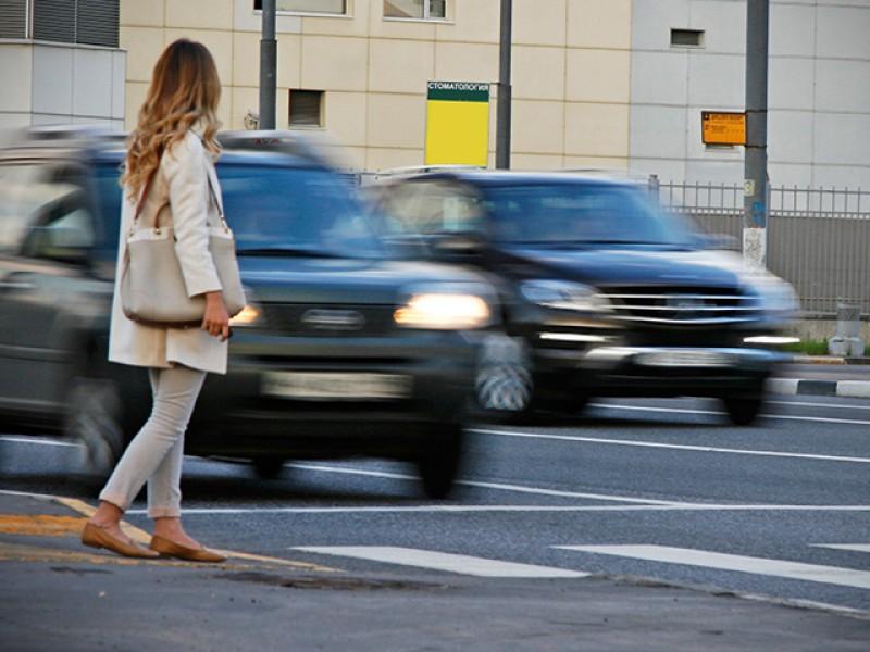 С начала года на дорогах Смоленской области погибли 50 пешеходов