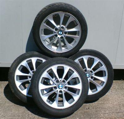 Как выбрать шины для BMW