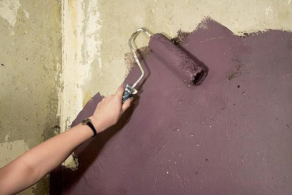 Моющиеся краски