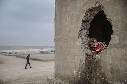 Представитель МККК спрогнозировал затяжные бои за Мосул