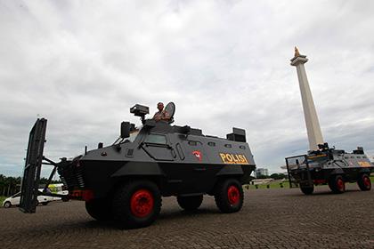 В Индонезии пресечена попытка мятежа