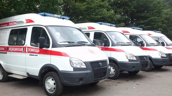Смоленская область получит дополнительные средства на закупку новых машин «Скорой помощи»