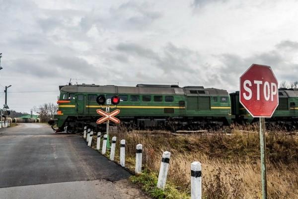 В Смоленской области 9 декабря в посёлке Кардымово перекроют железнодорожный переезд