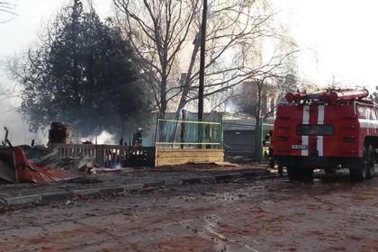 Пять человек погибли при взрыве железнодорожных цистерн в Болгарии