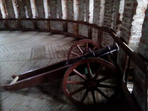 В Смоленске в Громовой башне появились новые экспонаты