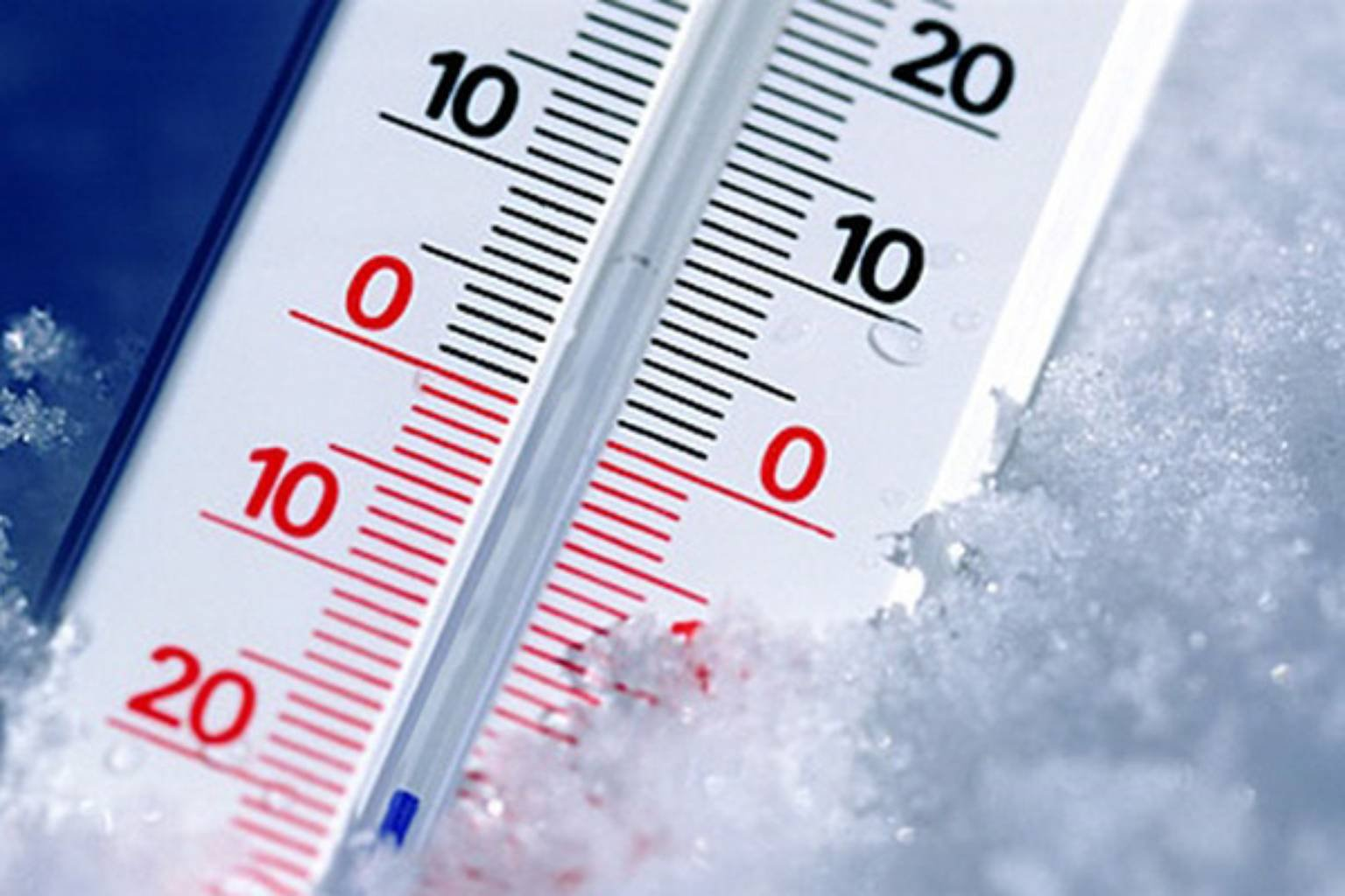 Смоленскую область в воскресенье ждёт мороз до -10 градусов