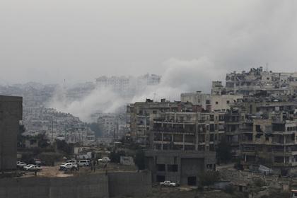 Москва опровергла информацию о договоренности с США по боевикам в Алеппо