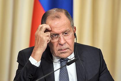Лавров подтвердил информацию о контактах России с сирийской оппозицией