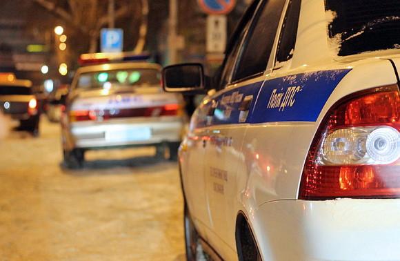 В Смоленской области инспектор ГИБДД задержал воровку