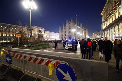 Полицейские в Италии застрелили подозреваемого в нападении на берлинский базар