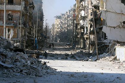 Анкара попросила поддержки с воздуха в Сирии