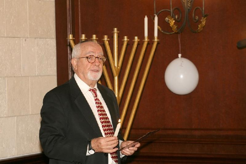 Еврейская община Смоленска отметила Хануку