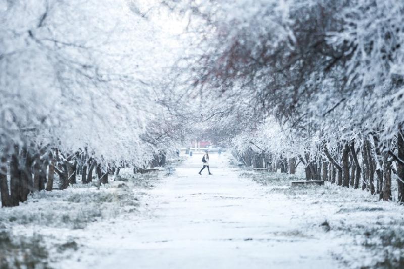 В среду в Смоленской области ожидается небольшое похолодание