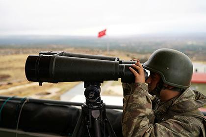Турецкая армия уничтожила в Сирии 44 боевика ИГ