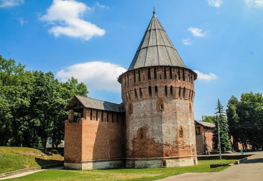 В Смоленске создают суперсовременный музей