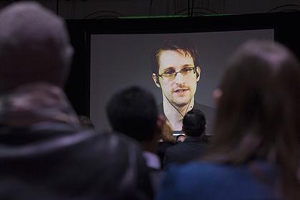 Сноуден обвинил американское правосудие в двойных стандартах