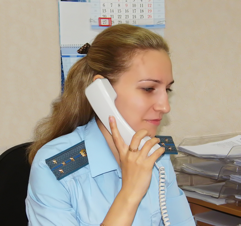 Смоляне могут сообщить о нарушениях приставов по «телефону доверия»