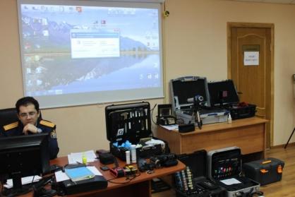 Смоленские следователи встретились со студентами СГУ