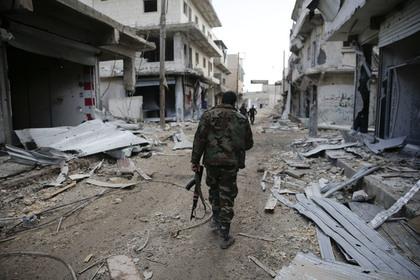 Сирийские войска уничтожили командира боевиков в Алеппо