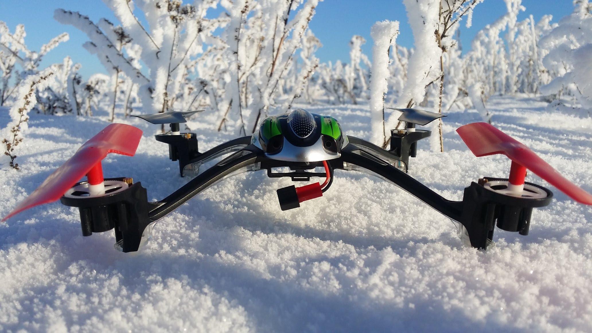 Квадрокоптер – машина будущего