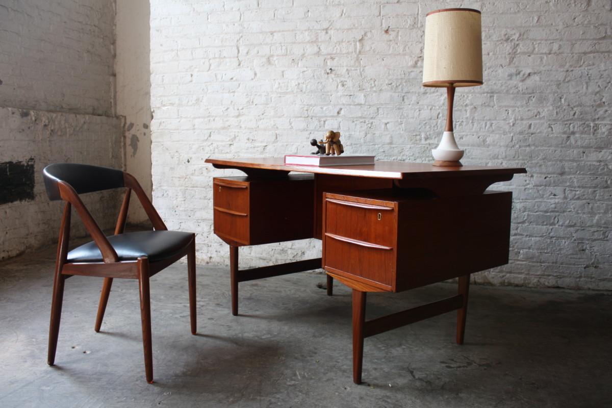 Стиль mid-century для офиса