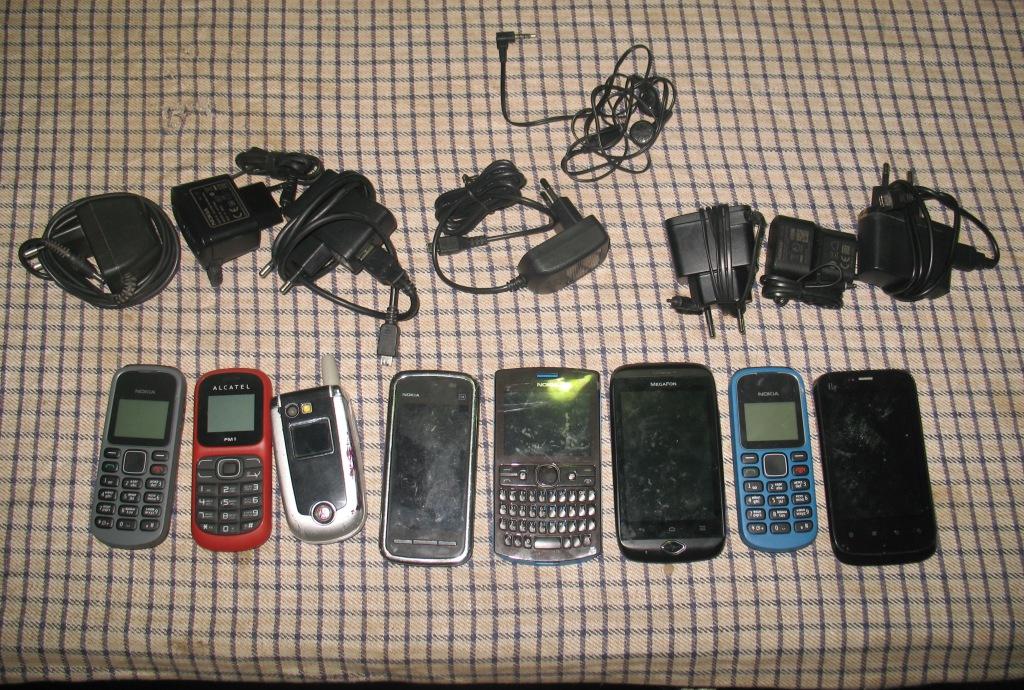 В смоленских колониях за год изъяли 589 телефонов и более 2 килограммов наркотиков