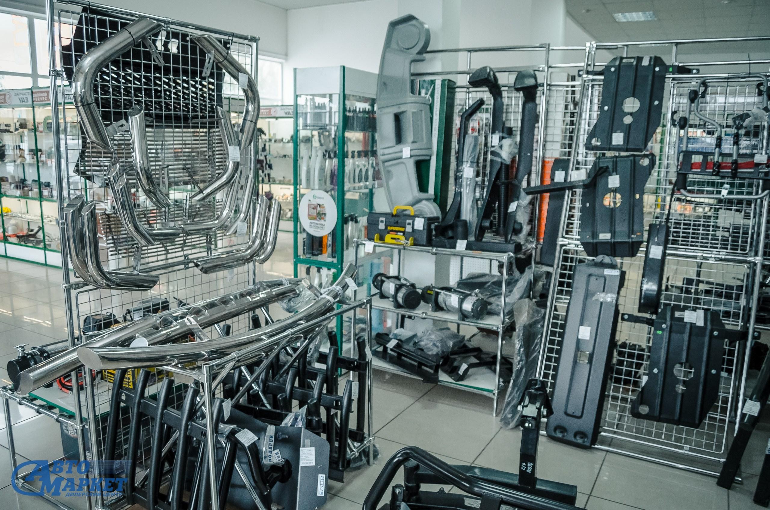 Установка дополнительных устройств на автомобили
